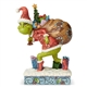 Grinch by Jim Shore Tip Toeing Figurine, 6004062
