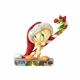 Looney Tunes Tweety Bird wearing a Santa Hat Figurine by Jim Shore, 4052809