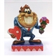 Date Night with Taz Looney Tunes Figurine by Jim Shore
