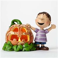 Linus and the Great Pumpkin Peanuts Figurine by Jim Shore, 4045887