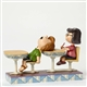 Peanuts Marcie and Peppermint Patty Figurine by Jim Shore
