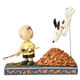 Peanuts Charlie Brown & Snoopy Leaves Figure by Jim Shore, 6002773
