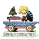 Peanuts Schroeder Christmas Train by Jim Shore, 6003028