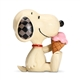 Mini Snoopy with Ice Cream - Peanuts by Jim Shore Figurine, 6005952