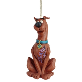 Scooby-Doo Ornament by Jim Shore, 6007257