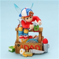 #1 Dad Figurine   My Little Kitchen Fairies, 4017379