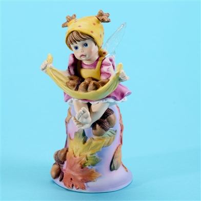 Autumn Bell - My Little Kitchen Fairies Figurine, 4025590