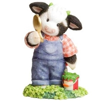 Mary's Moo Moos Boy Figurine by John Deere