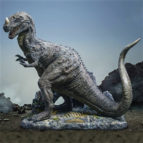 One Million Years B.C. Ceratosaurus Polyresin Statue by Star Ace / X-Plus