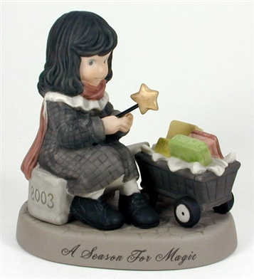A Season For Magic 2003 Figurine - 112229