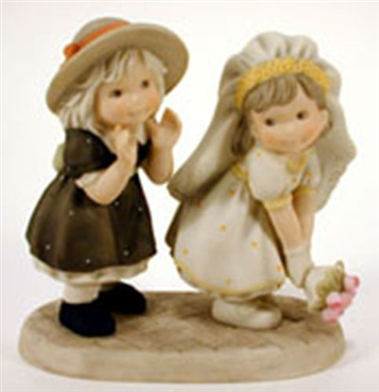 Pretty As A Picture Figurine May Your Dreams Come True 953113