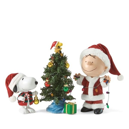 Possible Dreams Santa Merry Christmas Charlie Brown 4023514