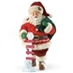 Santa's Snow Day - Possible Dreams Christmas Figurine 4026700