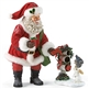 Santa Delivering Presents to Woodland Critters - Possible Dreams Figurine Set, 4027079