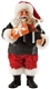 Possible Dreams Harley-Davidson Santa Claus Figurine, 4040901