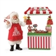 Possible Dreams Santa's Sweet Shop Figurine Set 4057012