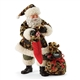 Possible Dreams Santa in Hunting Outfit Figurine 4057102