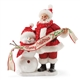 Possible Dreams Santa and Snowman Holding Banner 4057125