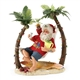 Possible Dreams Margaritaville Santa on Tropical Hammock Figurine, 4057317