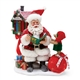 Possible Dreams Santa Figurine Reading 6000720