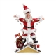 Possible Dreams Figurine, Santa on Rooftop from Department 56 | 6000796