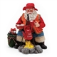 Possible Dreams Santa at Camp Figurine 6000803
