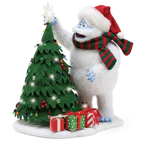 Possible Dreams Bumble with Christmas Tree Figurine Set, 6000812