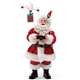 Possible Dreams Drone Delivery Santa Figurine, 6001683