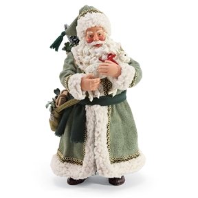 Possible Dreams Santa with Lamb by Department 56, 6003429