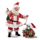 Possible Dreams Santa with Holiday Sweater Figurine by Department 56, 6003435