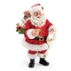 Possible Dreams Santa Mittens and Kittens Figurine by Department 56, 6003438