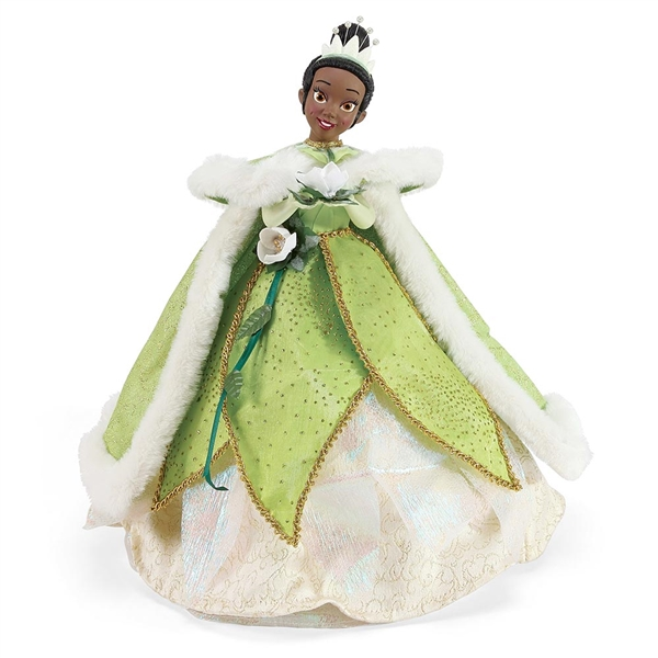 Possible Dreams Disney Tiana Tree Topper, 6003459