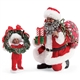 Possible Dreams African American Peek A Boo Santa Set, 6003860