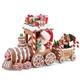Possible Dreams Gingerbread Train Figurine Set, 6003861