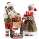 Possible Dreams African American 'Wrapped and Ready' Santa Set, 6003869