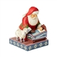 Santa Watching Over Baby Jesus by Possible Dreams Department 56, 6004132