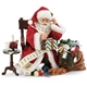 Possible Dreams Fine Details Santa Figure Set, 6005289