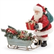 Possible Dreams Santa with Vintage Sled, 6006020