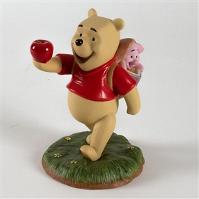 Pooh & Friends Back to School with Piglet Figurine 4004057