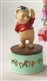 Christmas Pooh & Friends Musical Figurine, 4004187