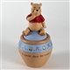 Pooh & Friends Figurine Trinket Box, 4005057