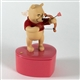 Cupid's Bow Pooh & Friends Figurine Trinket Box, 4007208