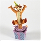 Tigger Jumping Our of Present - Pooh & Friends Figurine, 4007564