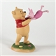 Spinning Piglet in the Air - Pooh & Friends Figurine, 4009265