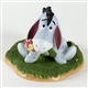 Pooh & Friends Eeyore Holding Bouquet of Flowers Figurine, 4009270