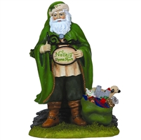 Irish Santa - Pipka by Precious Moments Figurine, 11385