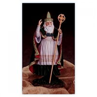 St. Patrick of Ireland - Pipka by Precious Moments Figurine, 11533