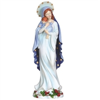 Mary Holding Baby Jesus - Pipka by Precious Moments Figurine, 12013