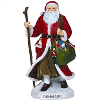 Denmark Santa - Pipka by Precious Moments Figurine, 14036