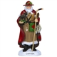 Canada Santa - Pipka by Precious Moments Figurine, 7121212